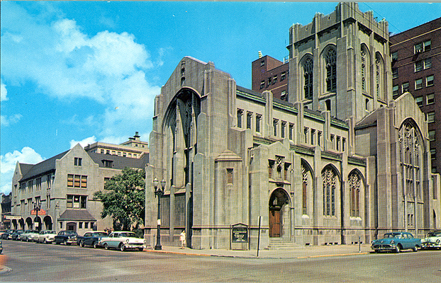 City United Methodist Church - 1955
