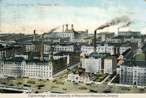 Schlitz Brewing Company